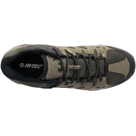 Hi-Tec Ravus Vent Low WP Shoes Men Taupe/Olive/Black/Light